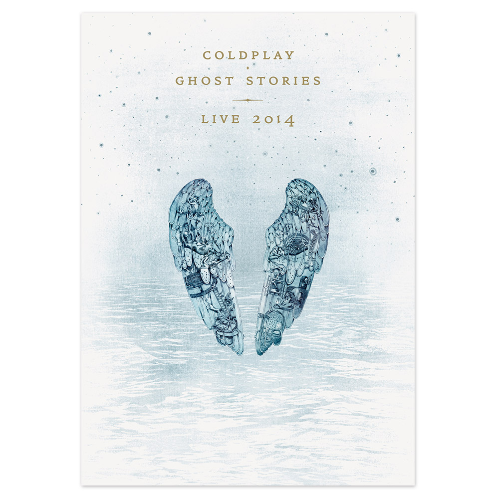 Coldplay - Ghost Stories Video Album